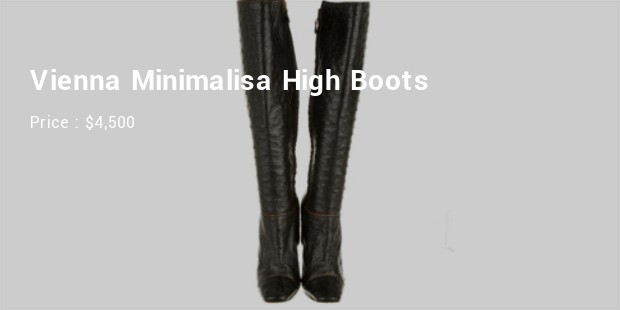 vienna minimalisa high boots