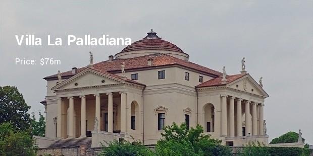 villa la palladiane