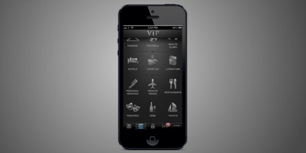 vip app for iphone