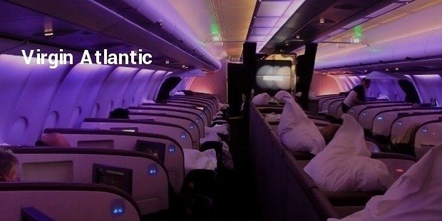 virgin atlantic firstclass suites