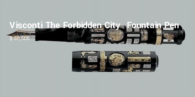 visconti the forbidden city h