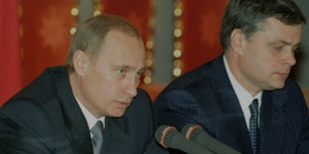 vladimir putin and alexander abramov