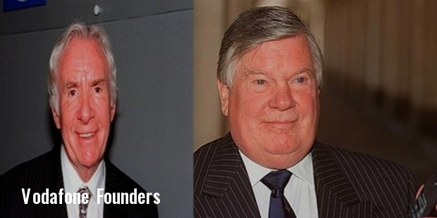 vodafone founders