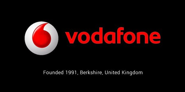 history of vodafone