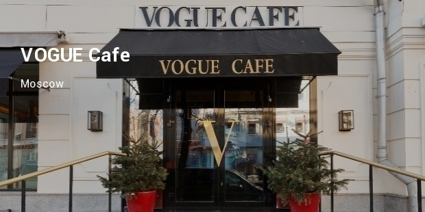 vogue caf, moscow