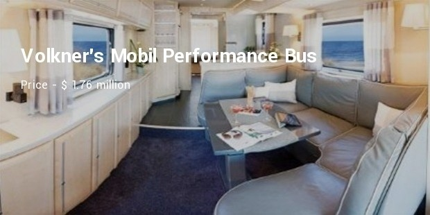 volkners mobil performance bus