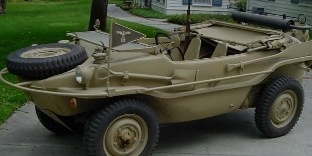 volkswagen military car