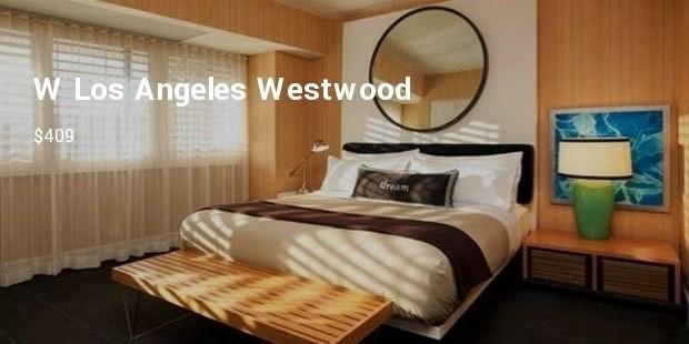 w los angeles westwood