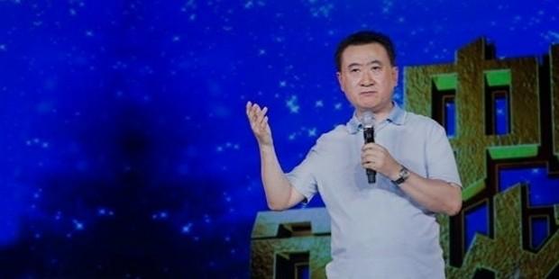 wang jianlin young