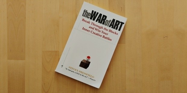 war of art book