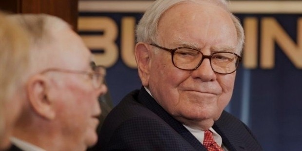 warren buffet success story