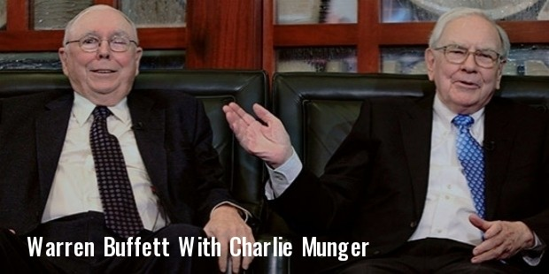warren buffett and charlie munger