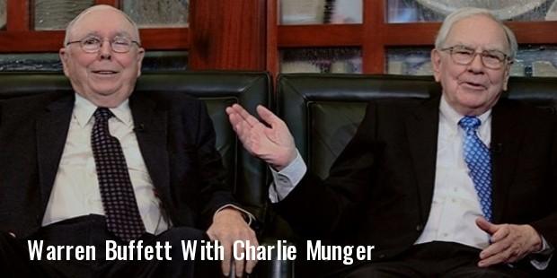 warren buffett and charlie munger
