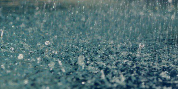 water blue rain water drops raindrops raining new hd wallpaper 1 1