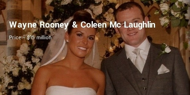 wayne rooney   coleen mc laughlin