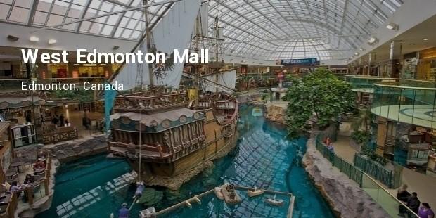 west edmonton mall  edmonton, canada