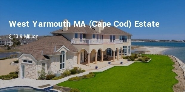 west yarmouth ma  cape cod  estate for $ 13