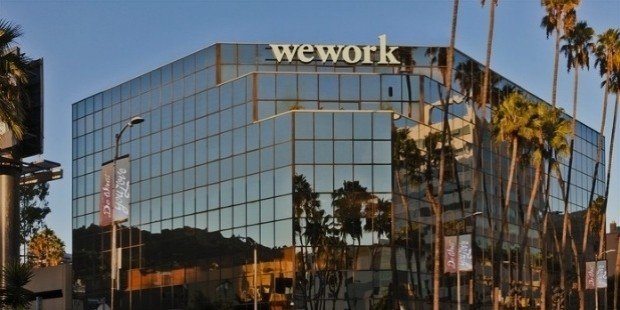 wework value