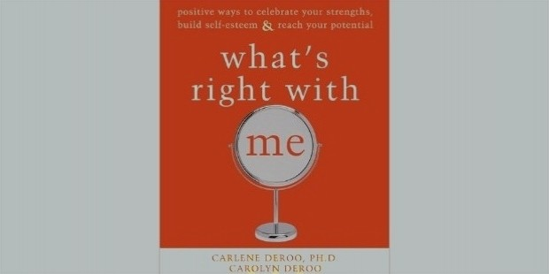 whats right with me by carlene deroo
