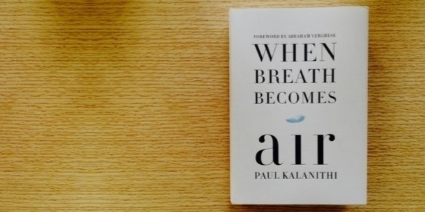 when breathe becomes air book