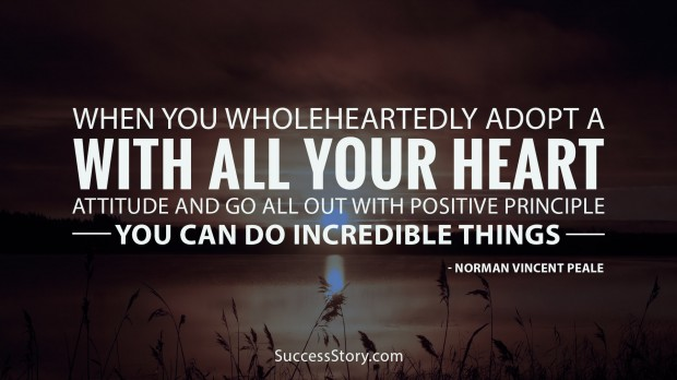 when you wholeheartedly