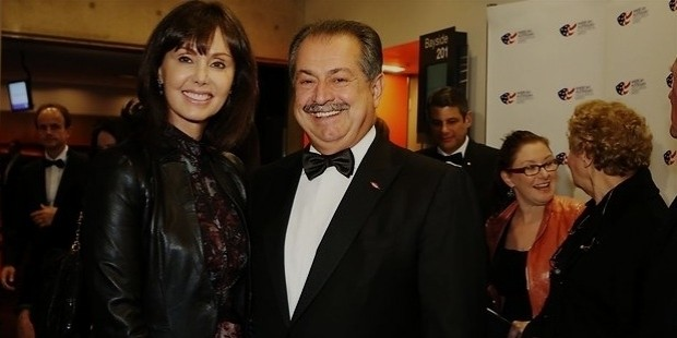 wife andrew liveris