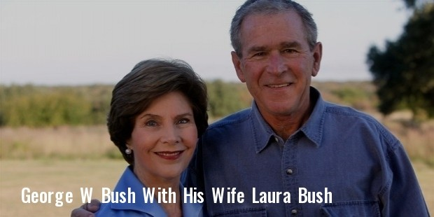 wife laura bush