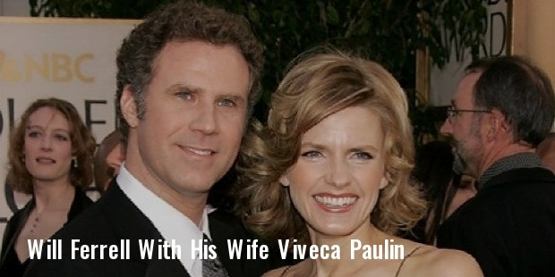 will ferrell and viveca paulin