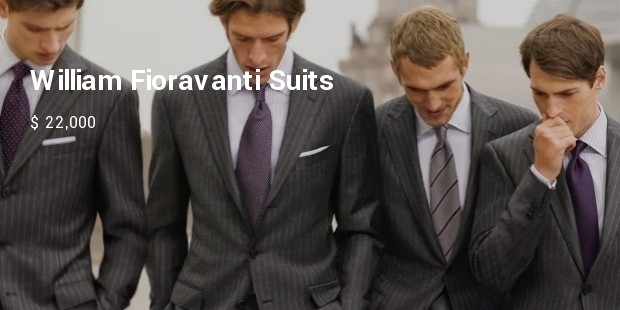 william fioravanti suits