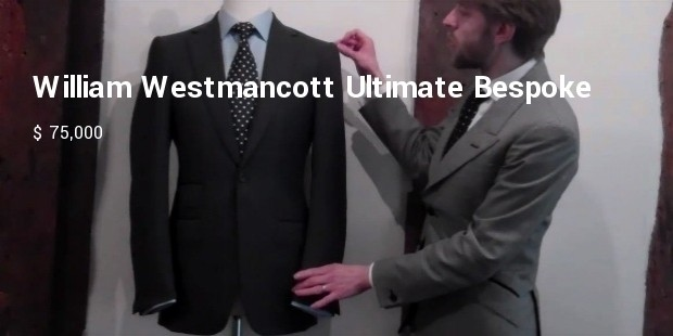 william westmancott ultimate bespoke