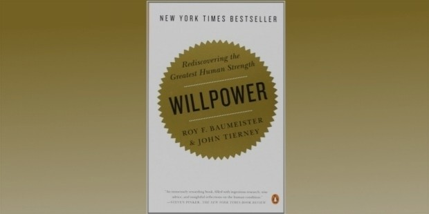 willpower book for self discipline