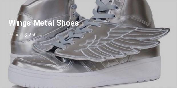 wings metal adidas