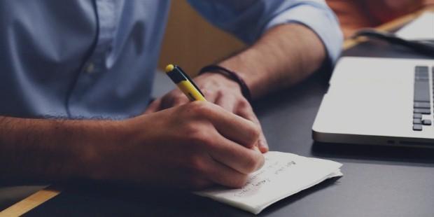 write positive affirmatios