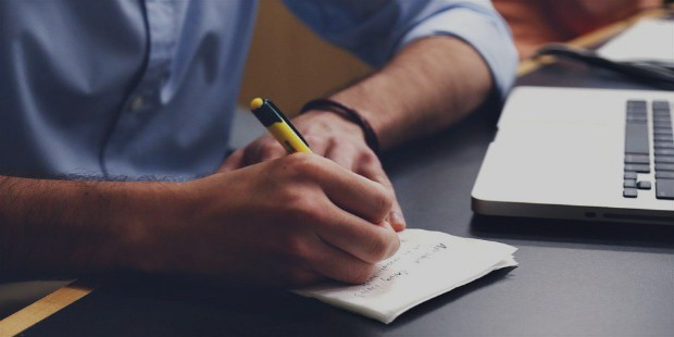 write positivities