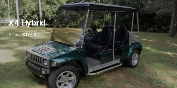 x4 hybrid   $17,900