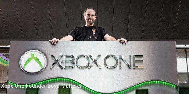 xbox one founder
