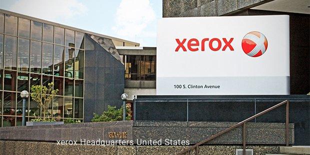 xerox headquarters united states