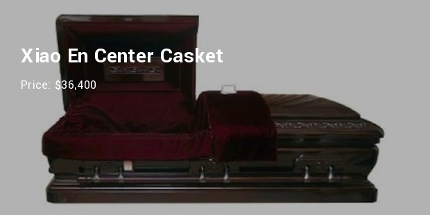 xiao en center casket