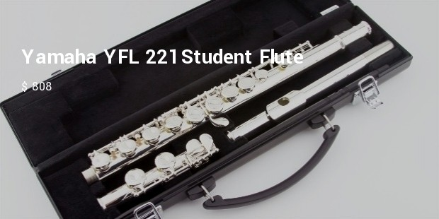 10 most expensive flute for Yamaha yfl 221 student flute