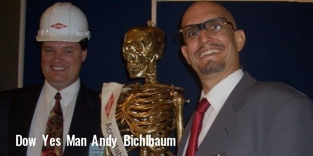 yes man andy bichlbaum