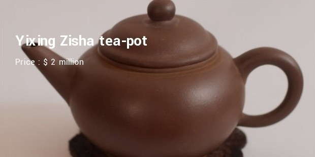 yixing zisha tea pot