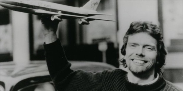 richard branson biography