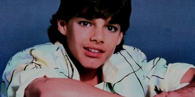 young ricky martin