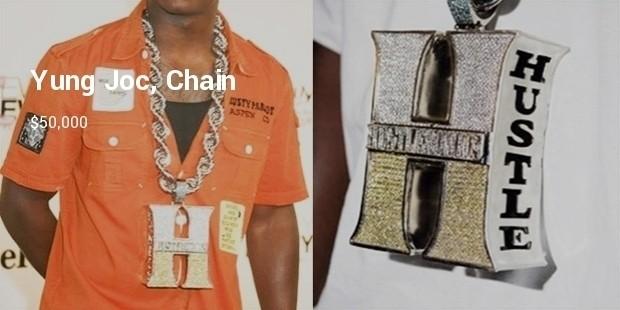 yung joc,chain