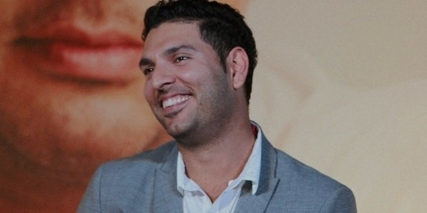 yuvi in suits