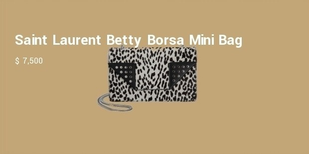 yves saint laurent betty borsa mini bag