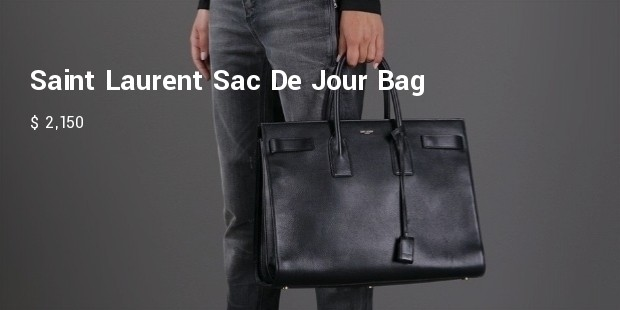 yves saint laurent sac de jour bag
