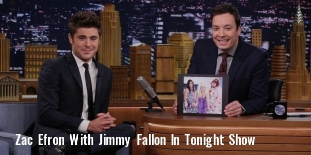 zac efron tonight show hilarious drag skit 02