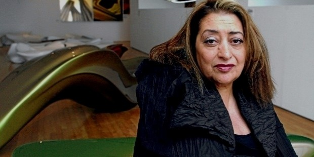 zaha hadid education