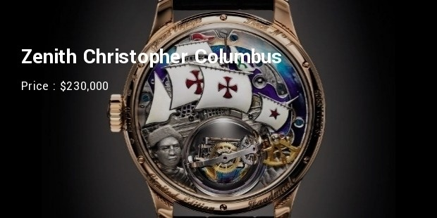 Zenith Christopher Columbus